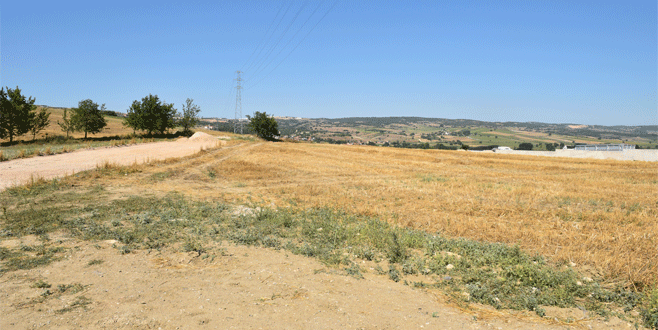 Büyükşehir'den İnegöl'e yeni mezarlık