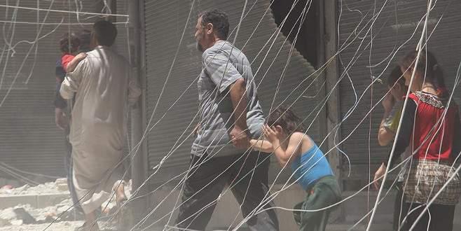 Suriye'de bir haftada 20'den fazla çocuk öldürüldü