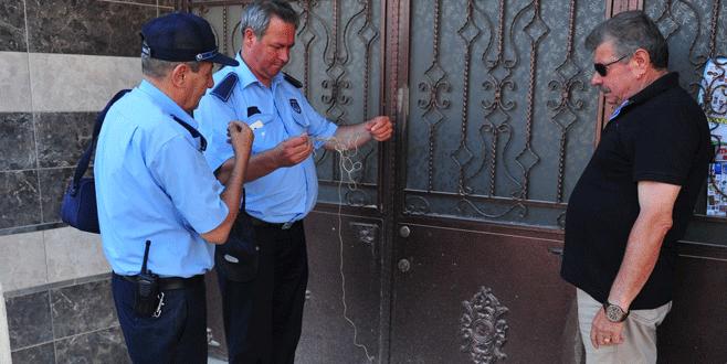 Bursa'da FETÖ'nün kız öğrenci yurdu mühürlendi