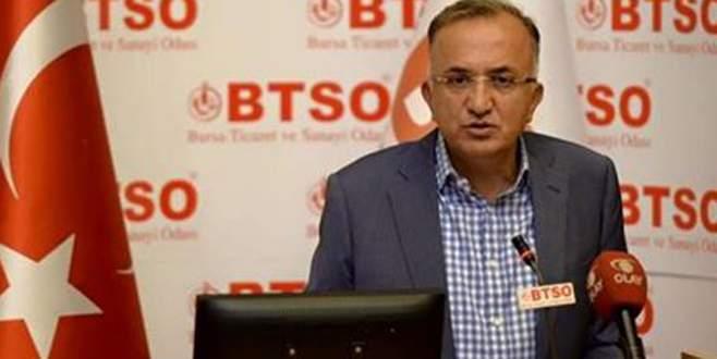 BTSO Başkan Yardımcısı ve iki yönetim kurulu üyesi istifa etti