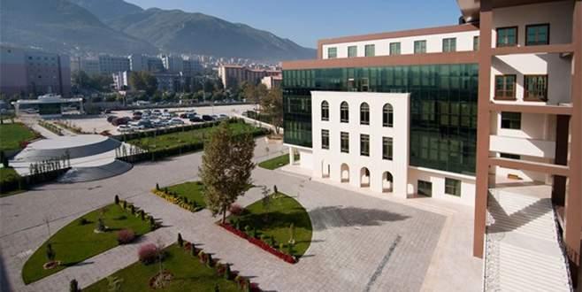 Bursa'daki o üniversite kapatıldı!