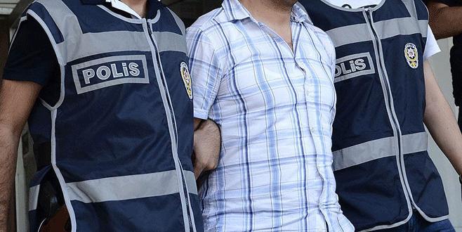 Tutuklananların sayısı 5 bin 613'e ulaştı