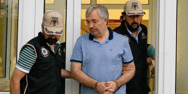 Antalya Vali Yardımcısı Çelik tutuklandı