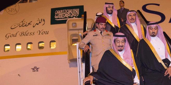 S. Arabistan'dan İsrail'e 'gizli' ziyaret