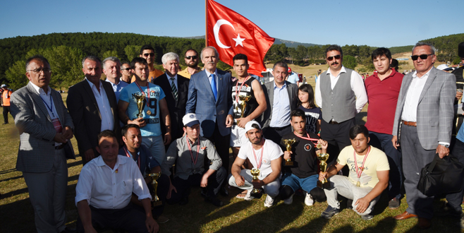 'Bursa 'Türk Dünyası'nın da başkenti olacak'