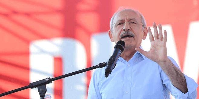 Kılıçdaroğlu'ndan 10 maddelik 'Taksim Manifestosu'
