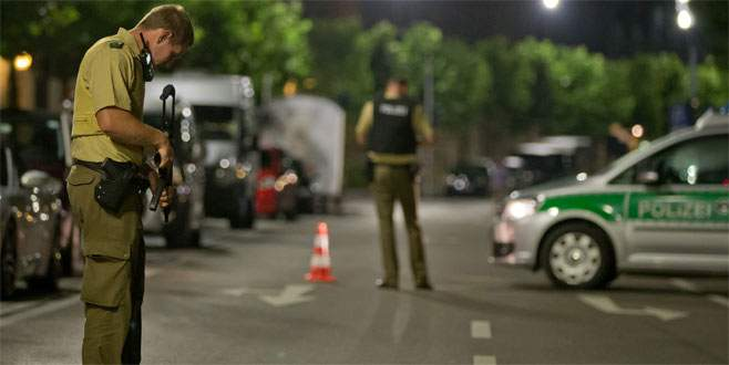 Almanya'da patlama: 1 ölü, 9 yaralı