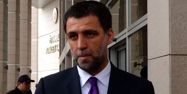 Galatasaray'a çağrı: 'Hakan Şükür üyelikten atılsın'