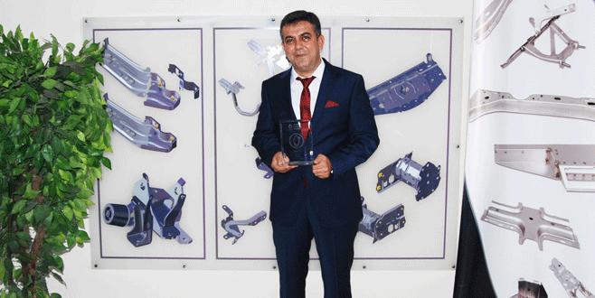 Renault Tedarikçi Kalite Ödülü Ak Press Otomotiv'in