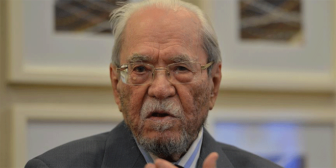 Prof. Halil İnalcık hayatını kaybetti