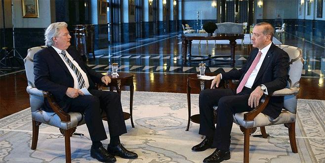 Erdoğan: 'İdam cezasını kaldırdık da ne değişti?'