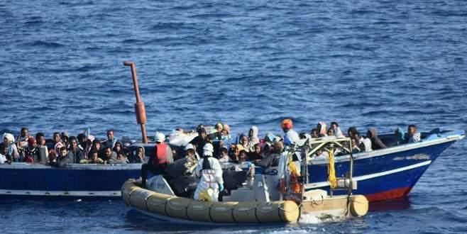 Akdeniz 3 binden fazla sığınmacıya mezar oldu
