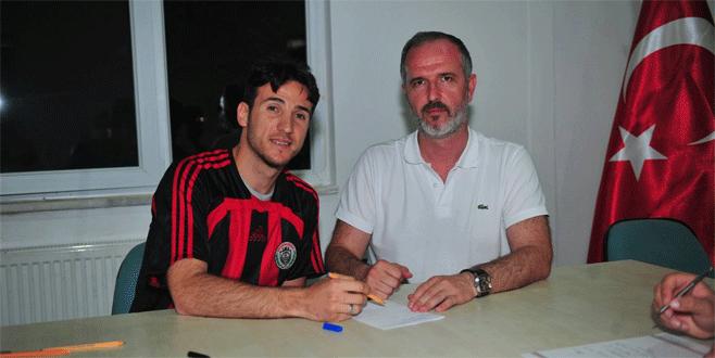 Mehmet Ayaz Orhangazispor'da