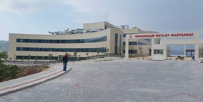Modern hastane hizmete başladı