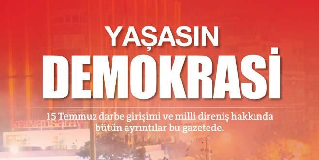 Olay'dan herkese Demokrasi Gazetesi