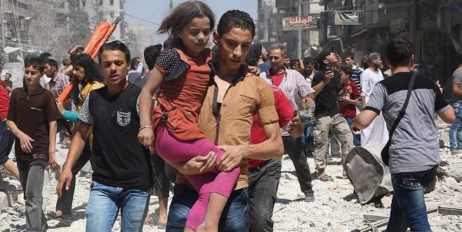 Rusya, Halep'teki sivillerin ve silahlı grupların tahliyesi için koridor oluşturacak
