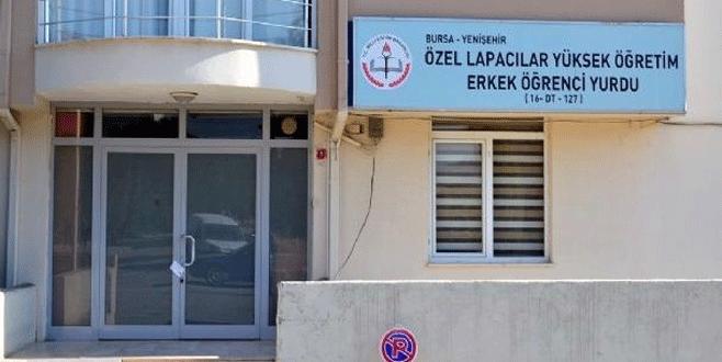 Bursa'da FETÖ'nün bir yurduna daha mühür!