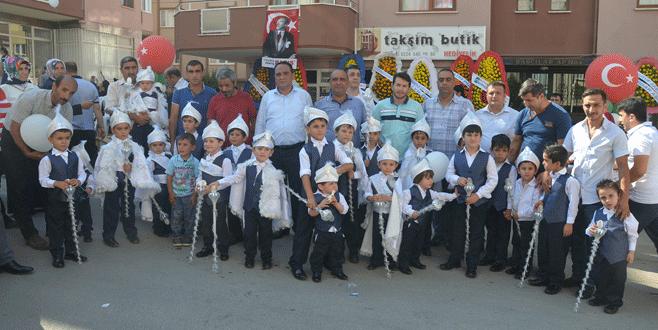 Mudanya'da sünnet şöleni