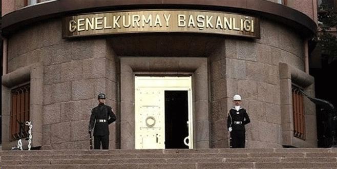 99 albay general ve amiralliğe yükseltildi