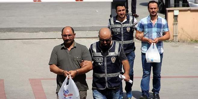 Edirne'de FETÖ'nün 'emniyet imamları' gözaltında