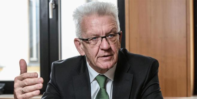 Almanya'dan 'Gülen' resti