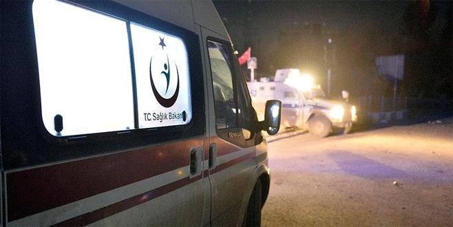 Şırnak'ta tank taburuna saldırı!
