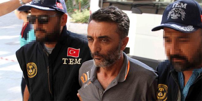'Paşa' lakaplı astsubay tutuklandı
