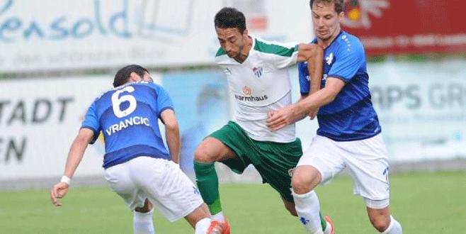 Bursaspor 0-3 Darmstadt 98