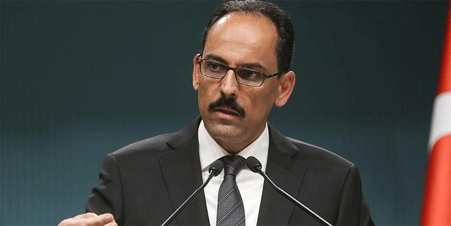 'Almanya'daki mitinge yönelik engelleme kabul edilemez'