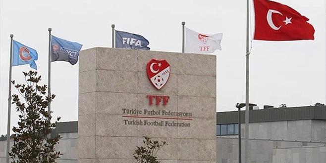 TFF'nin tüm kurulları istifa etti