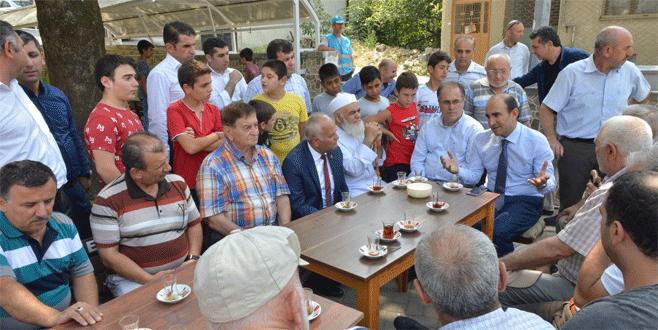 Başkan Edebali'den birlik beraberlik mesajı