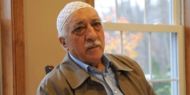 Çok yardım toplayana Gülen'in seccadesini hediye etmişler