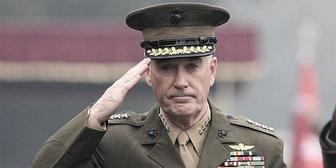 Başbakan Yıldırım ABD Genelkurmay Başkanı Dunford'u kabul edecek