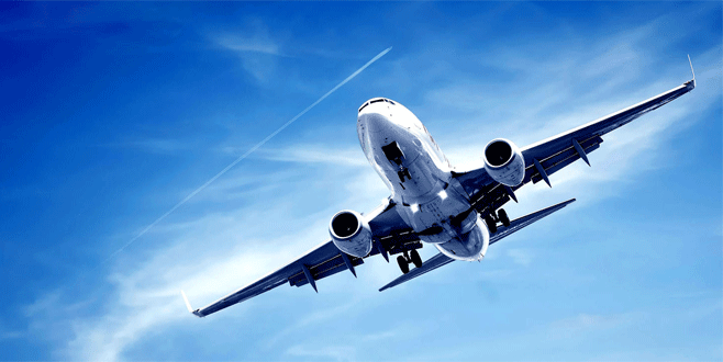 Yabancı turistin tercihi havayolu