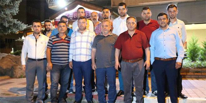 Akhisar Demir'de Esen güven tazeledi