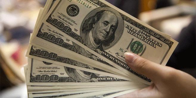 Dolar 2,98'in altını gördü