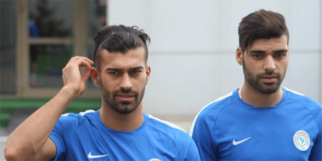 Ç.Rizespor'un 2 İranlı'sı kaçtı!