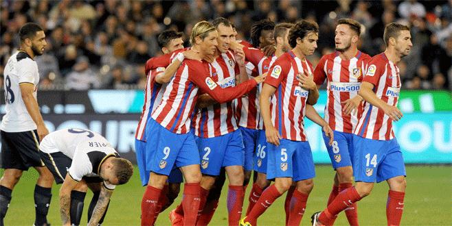 Atletico Madrid gelmekten vazgeçti