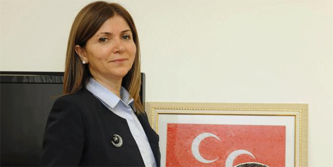 MHP Genel Başkan Yardımcısı Zühal Topçu istifa etti