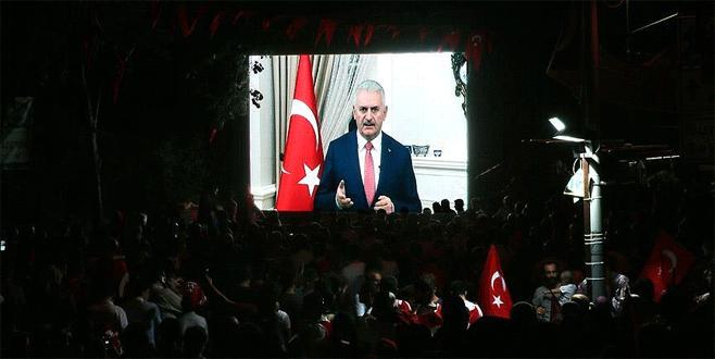 'Türkiye bugün 15 Temmuz öncesine göre daha güçlüdür'
