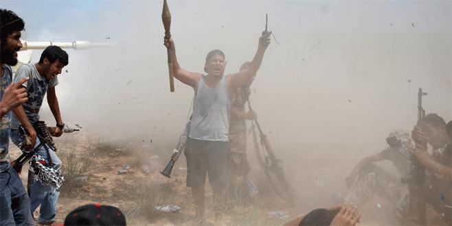 ABD IŞİD'i Libya'da ilk kez vurdu