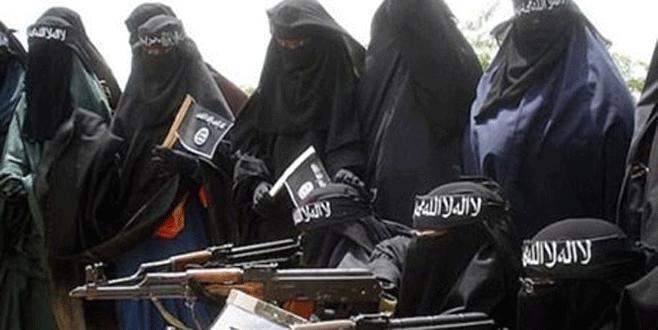 IŞİD'de 31 bin hamile