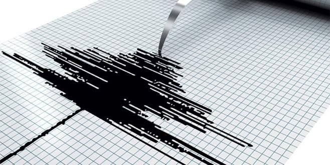 Ankara'da 4.2 büyüklüğünde deprem