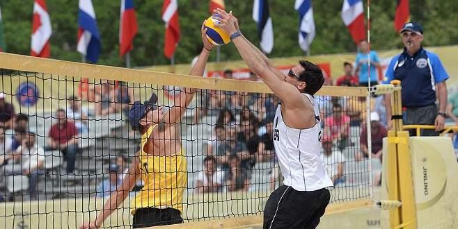 Rio'da plaj voleybolu 6 Ağustos'ta başlayacak