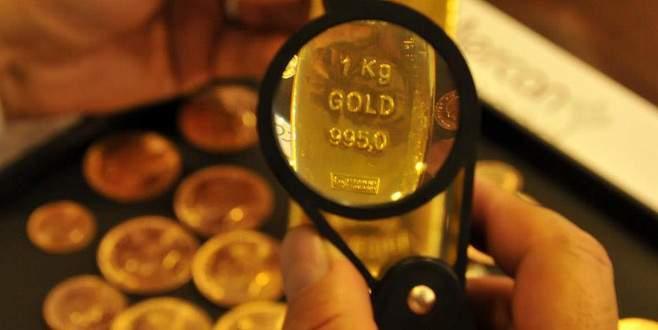 Gram altın tarihi zirvesinde