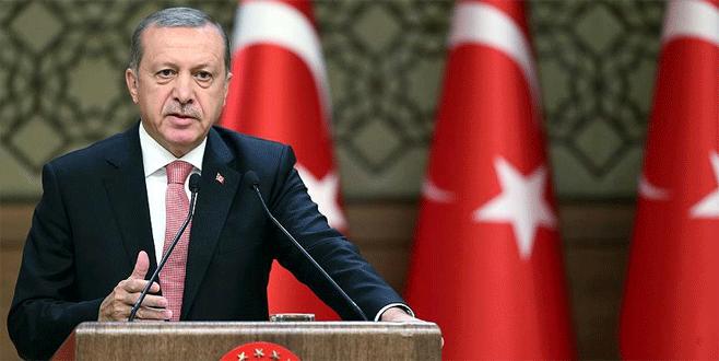 Erdoğan: 'Artık şüphe dönemi bitti, mücadele dönemi başladı'