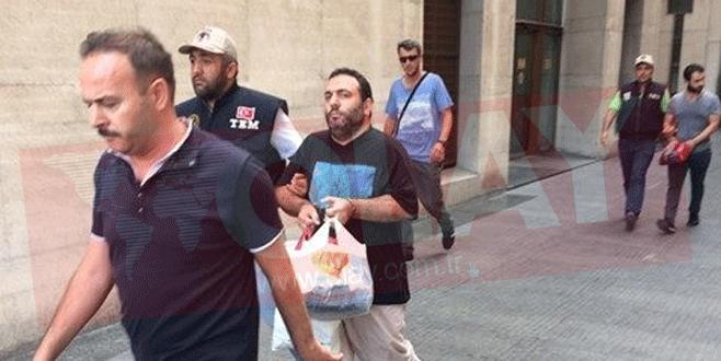 Fethullah Gülen'in yeğeni Bursa'da tutuklandı!