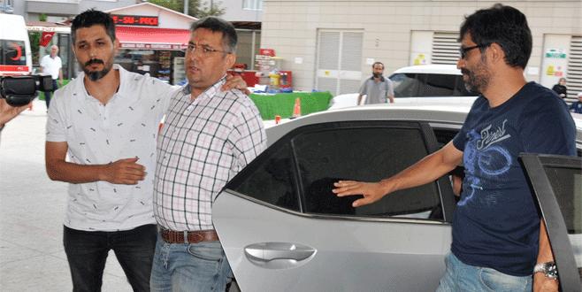 Bursa'da yakalanıp tutuklanan binbaşı ağabeyini suçladı