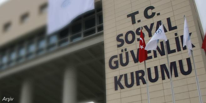 Bursa'daki FETÖ soruşturması SGK'ya da sıçradı