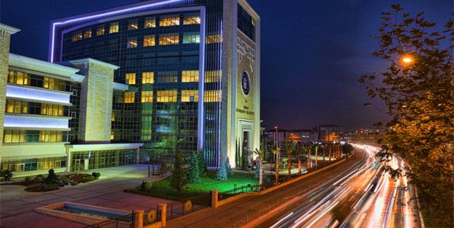 Bursa Büyükşehir Belediyesi'nde yeni görevden almalar